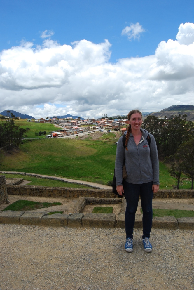 Ingapirca: Incan ruins outside Cuenca